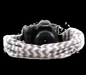 Chevron | Kameraband Grey