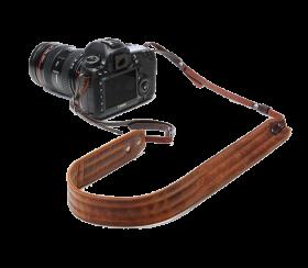 Presidio | Leder Kameraband