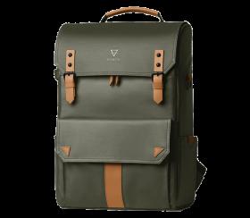 Vinta Type II | Fotorucksack Forest Green
