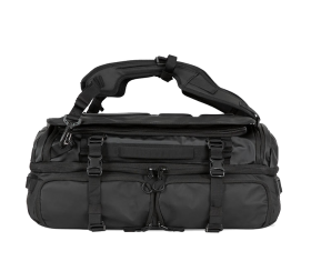 Hexad 45L | Duffel Bag Black