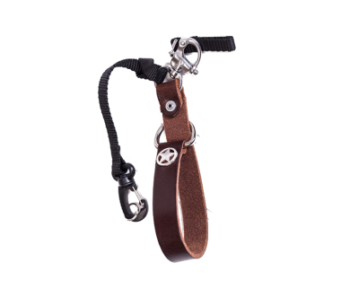 Camera Leash Buffalo Burgundy