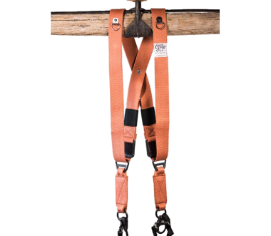 Swagg | Vegan Kamera Harness Copper