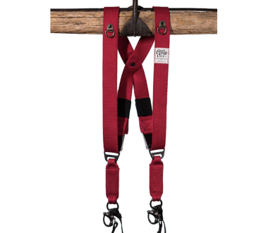 Swagg | Vegan Kamera Harness Red