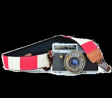 Reddie | Kameragurt Red