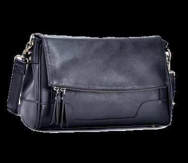 Abby | Kompakte Fototasche Black