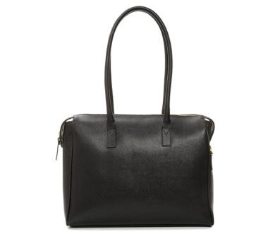 Madison | Kameratasche Leder Black