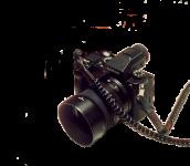 Braided Prime 105-125 cm | Leder Kameragurt