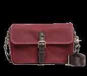 Bowery | Kleine Fototasche Crimson