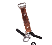 Adjustable Slider Buffalo Tan Brown