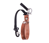 Camera Leash Buffalo Tan