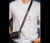 Maven | Kameragurt Bison Leder