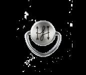 Holdfast Schraube Silver