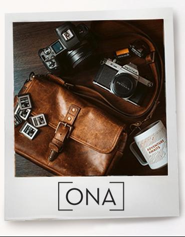 ONA Kamerataschen und Fotorucksäcke