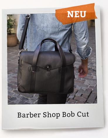 Barbershop Bob Cut Fototasche