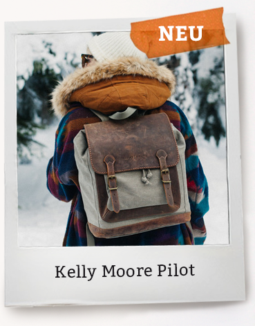 Kelly Moore Pilot Fotorucksack