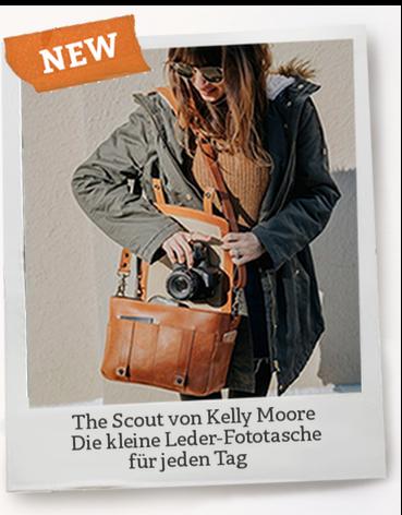 Kelly Moore Scout Leder Kameratasche