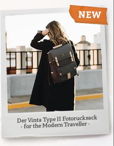 Vinta TypeII Fotorucksack
